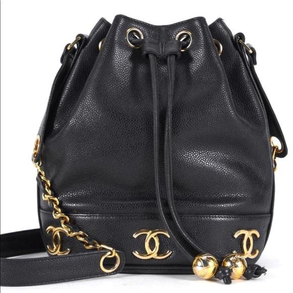 CHANEL Bags   Vintage Bucket Bag   Poshmark 547481587f